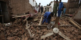 Four children die, 15 injured as roof collapses in Lower Orakzai
