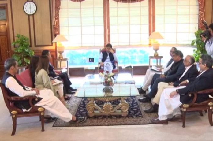 Govt fully committed to facilitate investors: PM Imran