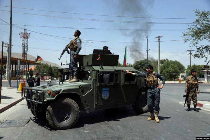 Taliban claims blast kill at least 14, wound 145 in Kabul