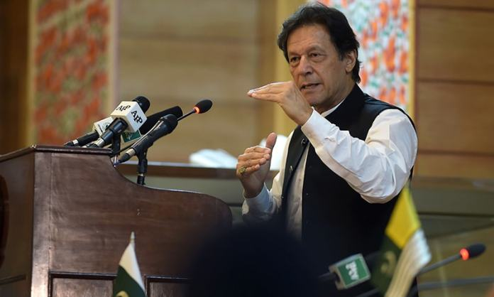 Pakistan progressed in past due to industries: PM Imran
