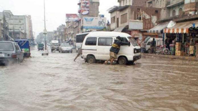 Eight dead as rains batter KP