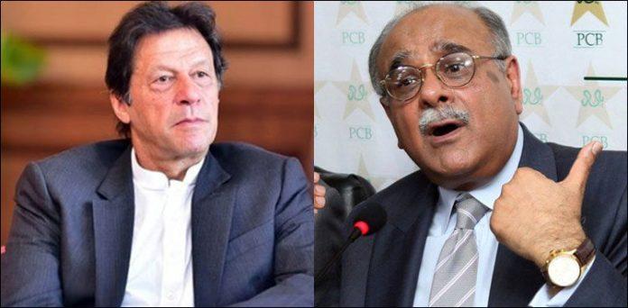 PM Imran to file defamation suit against Najam Sethi over misleading propaganda