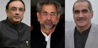 NA Speaker issues production orders for Zardari, Khaqan, Saad Rafique