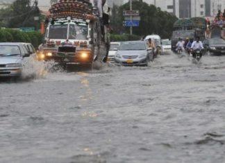 karchi rain