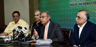 Govt succeeded to reduce circular debt to less than Rs10b: Hafeez
