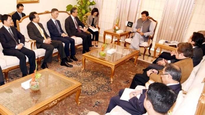 Pak-China partnership anchor for regional peace, stability