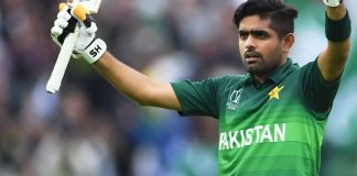 Babar Azam completes his 11th ODI hundred