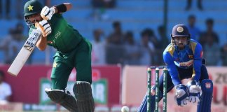 Babar ton help Pakistan set 306 runs target for Sri Lanka in 2nd ODI