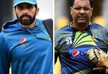 Waqar enthusiastic to work with Misbah without personal interest