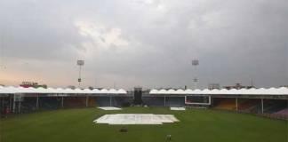 Rain washes out first ODI between Pakistan and Sri Lanka in Karachi