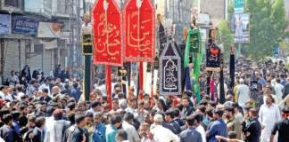 Youm-e-Ashur to be observed on Tuesday with due solemnity