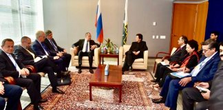 PM, Russian FM express satisfaction on growing momentum in bilateral relations