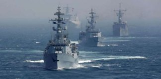 Naval Day being observed today to pay tribute to heroes of 1965 war