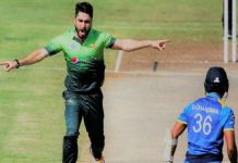 Shinwari replaces Hassan Ali as Pakistan announce ODI squad for Sri Lanka series