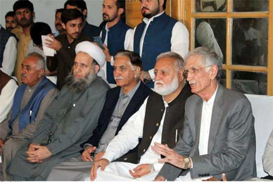 Govt, opposition agree Azadi March to be held away from ...