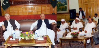 KP govt allocated Rs2.5b for development of former FR Peshawar areas: Farman