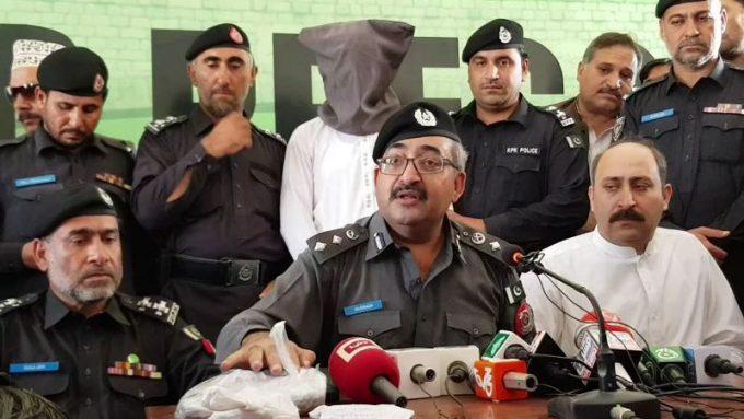 Schoolteacher arrested for murder of student Kashif in Khyber