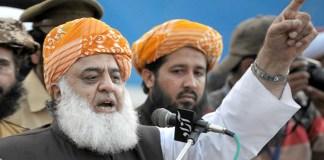 Maulana Fazlur Rehman to lead 'Azadi March' from Karachi today