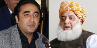 Maulana Fazlur Rehman thanks him for supporting 'Azadi March'