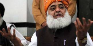 JUI-F won't support Army Act Amendment Bill in parliament: Maulana Fazl