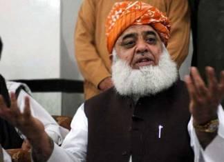 Fazlur Rehman dares PM Imran to register high treason case against him