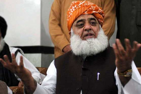 JUI-F offers services to govt in fight against coronavirus