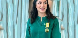 Mehwish Hayat is now the goodwill ambassador for girls' rights