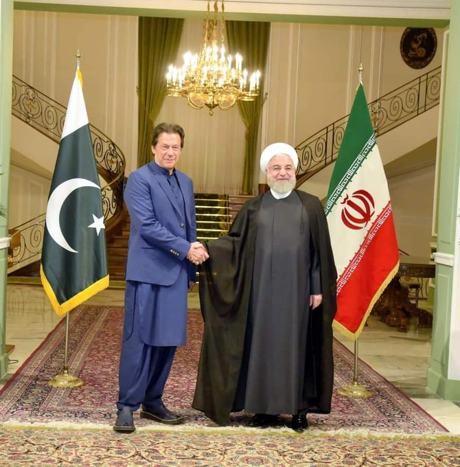 Pakistan, Iran agree all regional issues should be resolved through dialogue