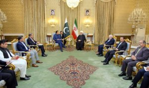 Pakistan and Iran have agreed that issues between the countries should be resolved through political means and dialogue for regional security