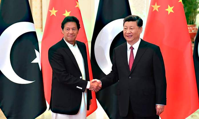 PM Imran, President Xi discuss Kashmir, trade and economic affairs