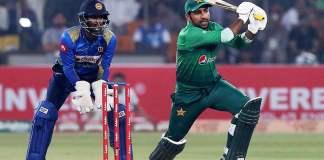 Sri Lanka upset Pakistan by 64 runs in first Twenty20 in Lahore