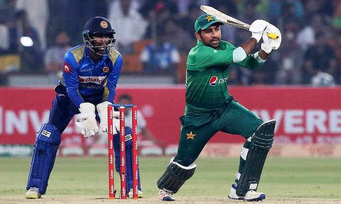 Sri Lanka upset Pakistan by 64 runs in first Twenty20 in Lahore