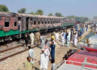 Death toll mounts to 73 in Tezgam Express incident near Rahim Yar Khan
