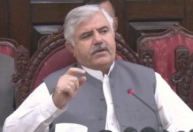 KP govt taking measures for welfare of needy people: CM Mahmood