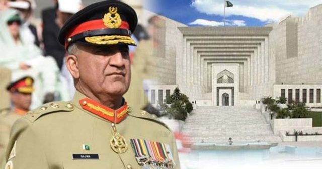 SC grants six-month extension to Gen Bajwa, orders govt for legislation