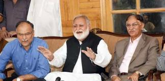 Opposition united over demand for PM's resignation, re-election: Durrani