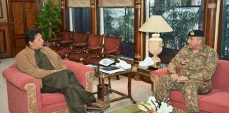 PM Imran, Army Chief discuss country's security situation