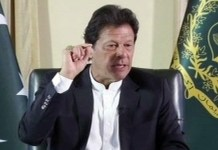 Afghan peace process moving in right direction: PM Imran