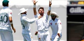 1st Test: Australia all out for 580 in 1st innings against Pakistan