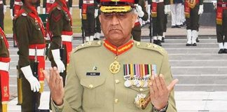 Army Public School carnage will never be forgotten: COAS General Bajwa