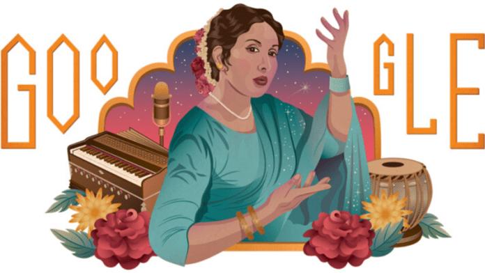 Google honours Iqbal Bano with Google Doodle on 81st birthday