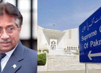 Special court verdict in Musharraf treason case challenged in SC