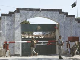 Pakistan embassy at Kabul resumes visa services
