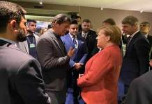 German Chancellor Angela Merkel invites PM Imran to visit Germany