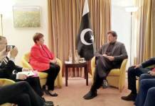PM Imran meets world leaders on sidelines of World Economic Forum
