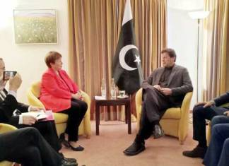 PM Imran meets world leaders on sidelines of World Economic Forum