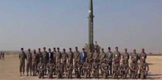 Pakistan successfully conducts training launch of ballistic missile Ghaznavi