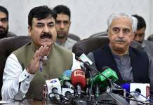 No division, differences in Khyber Pakhtunkhwa cabinet: Shaukat Yousafzai