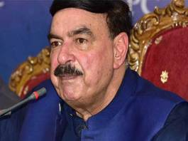 Sheikh Rashid announces resignation after completion of ML-1 project