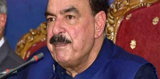 Sheikh Rasheed hopeful PTI govt will complete its tenure